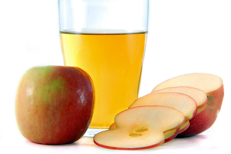 regrow hair with apple cider vinegar