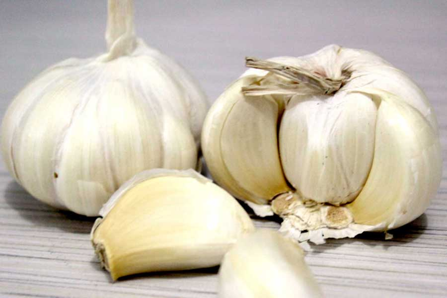 Garlic to regrow hair revucell