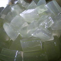 aloe vera and onion cubes for hair serum