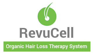 RevuCell Organic Hair Loss Therapy System Logo 2