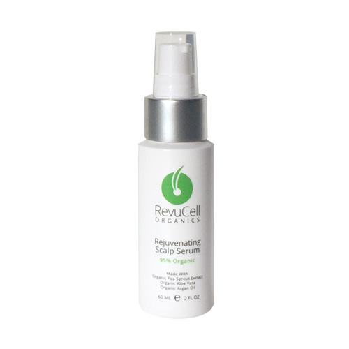 RevuCell Organics Rejuvenating Scalp Serum