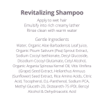 RevuCell Revitalizing Shampoo Ingredients