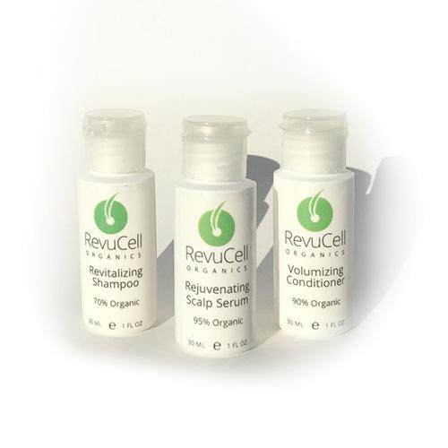 RevuCell Organics Sample Trial Kit