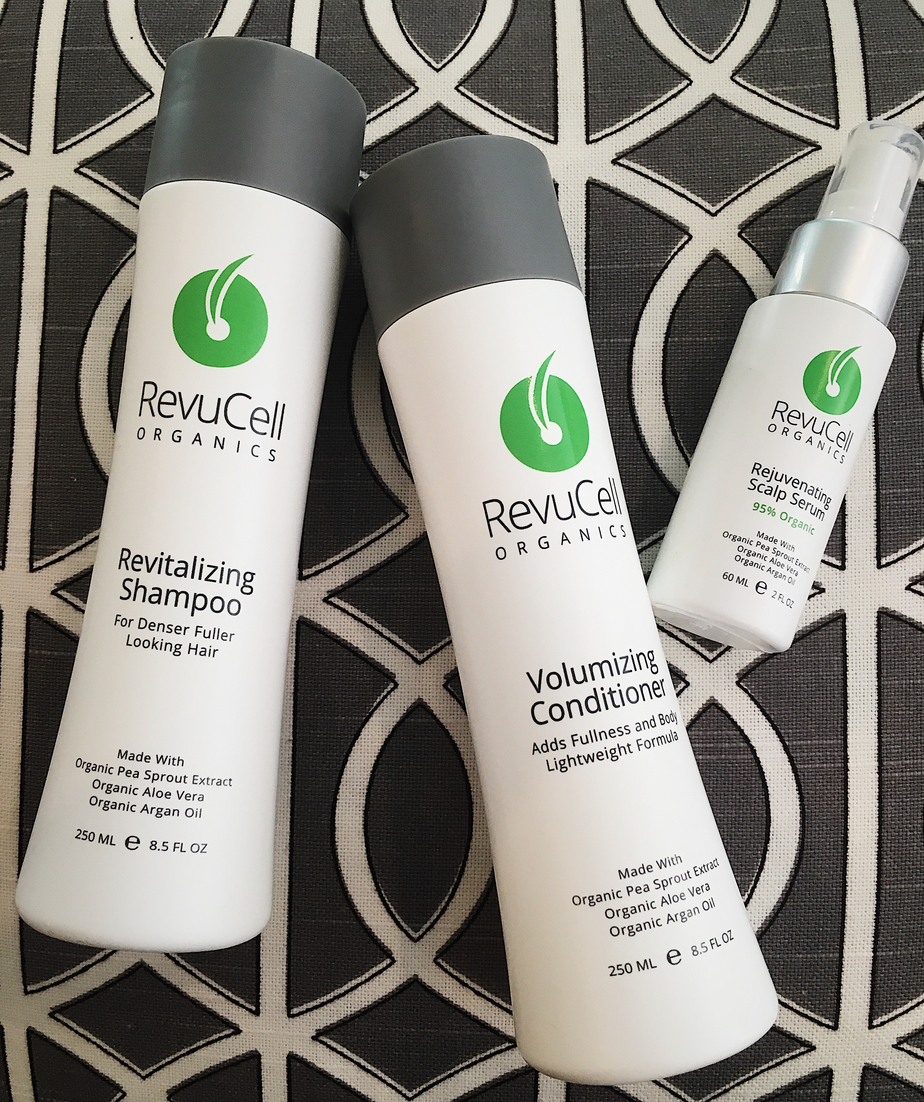 RevuCell Organics Products